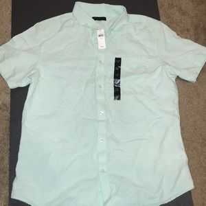 NWT Men's linen shirt